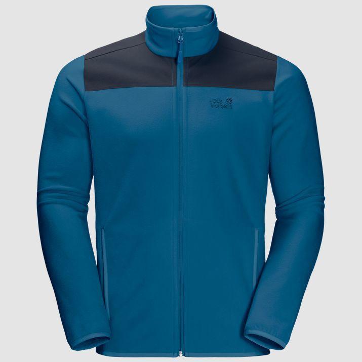 1706321 1121 7 Performance Flex Jacket Men Glacier Blue