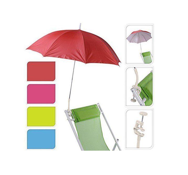 Pro Beach clamp on chair umbrella