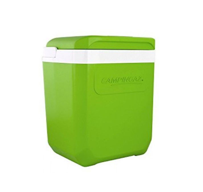 Campingaz Icetime plus 30 L cooler - lime green