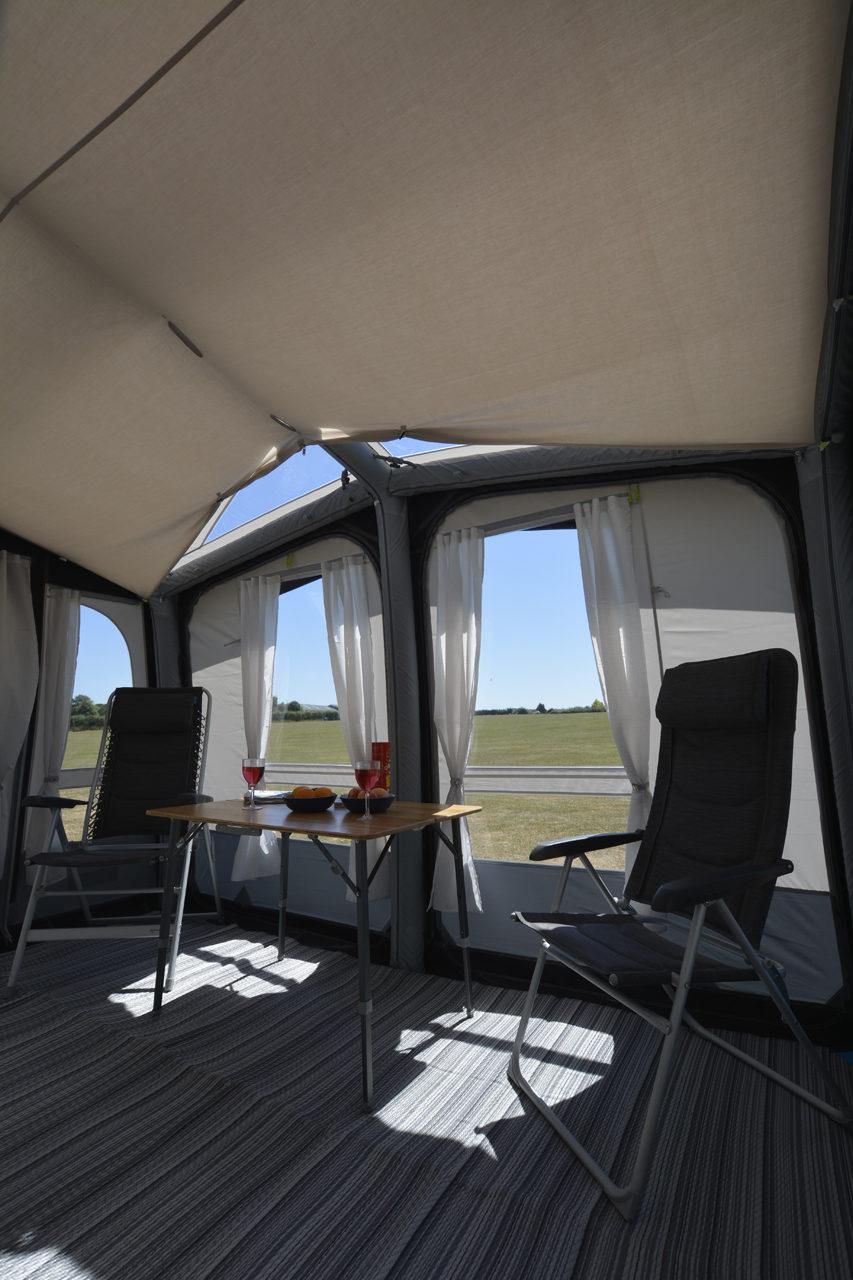 Kampa Club Air Pro 330 Awning 2019 7