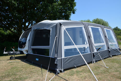Kampa Grande Air All-Season Right Extension 2019