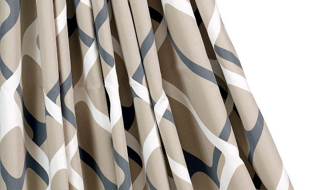 Isabella Commodore Dawn curtains