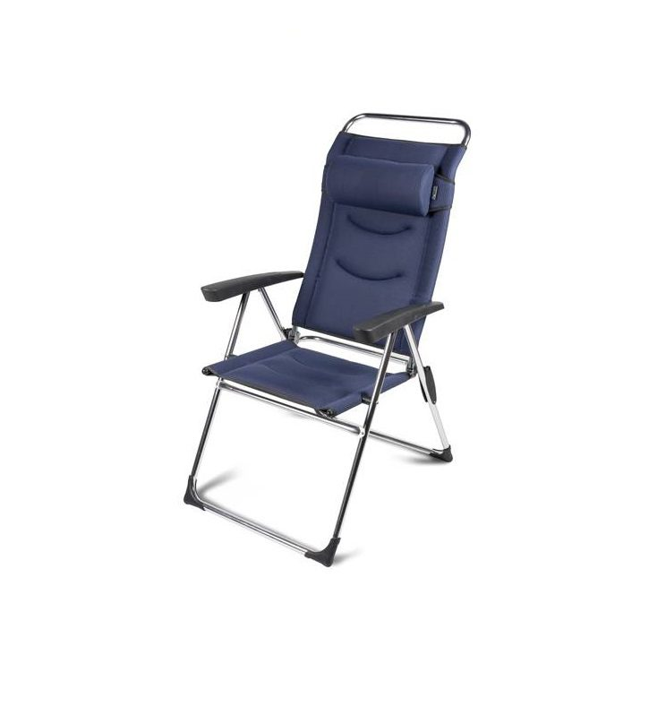 Ft0359 Steel Blue Mesh Chair 0