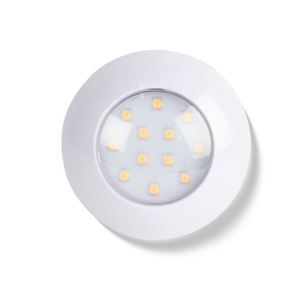 Lg3004 12 Led Surface Mount Spotlight 0