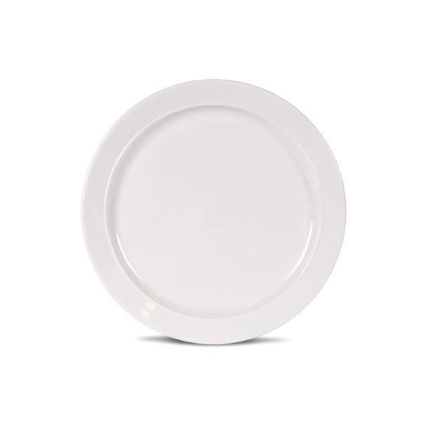 Mm0083 Classic White Non Slip Side Plate 1