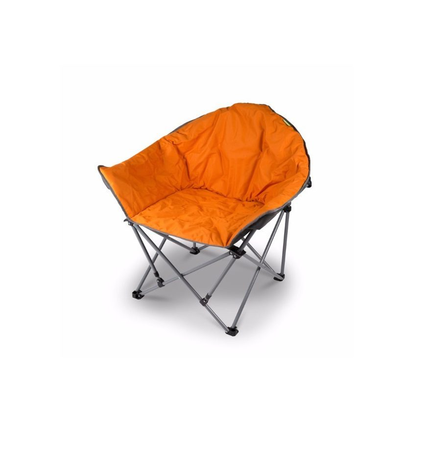 Kampa Club Chair Charcoal