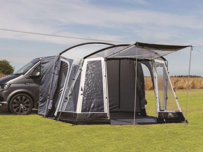 Sf8044 Sunncamp Swift Van 325 Low Drive Away Awning 1