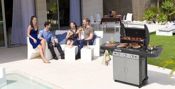 Campingaz 3 Series Classic LS Plus BBQ