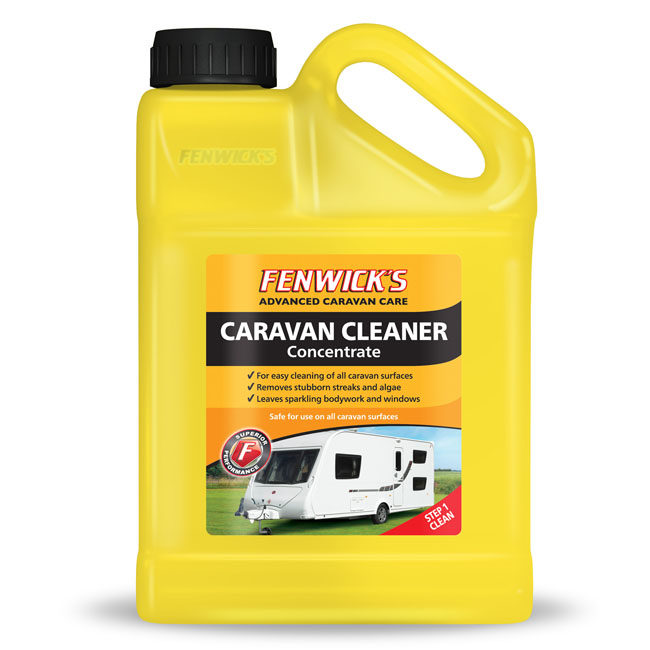 Fenwicks Caravan Cleaner (358101)