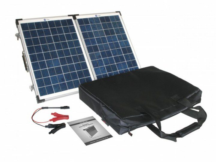 Solar Technology PV Logic 40wp Fold Up Solar Panel - STFP40