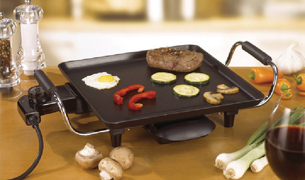 Quest Healthy Griddle 2014 - 7505