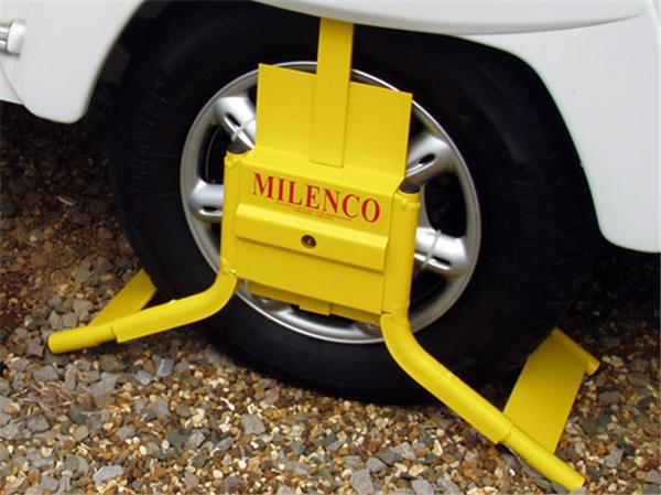 Milenco Original Wheelclamp C15