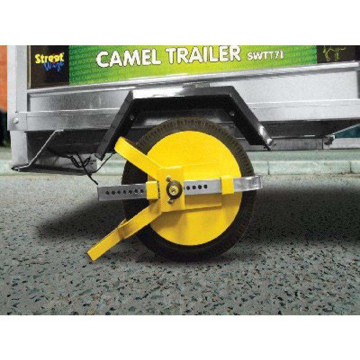 Streetwize Trailer Clamp - SWWL4