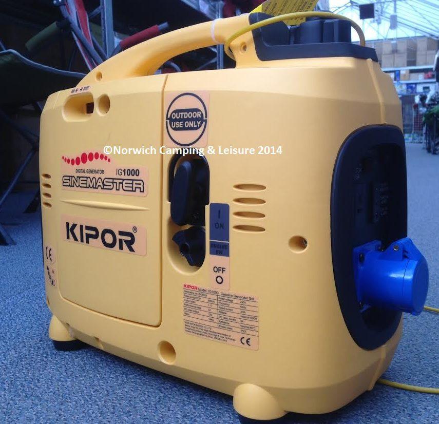 Kipor IG1000P Digital Generator