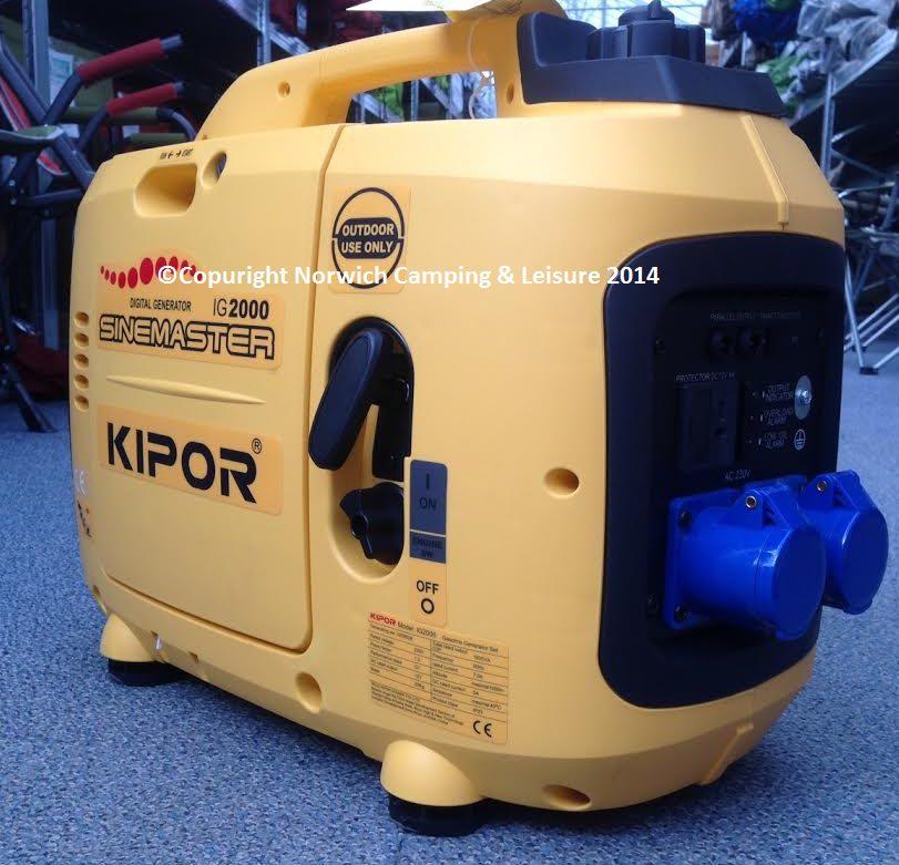 Kipor IG2000P Digital Generator