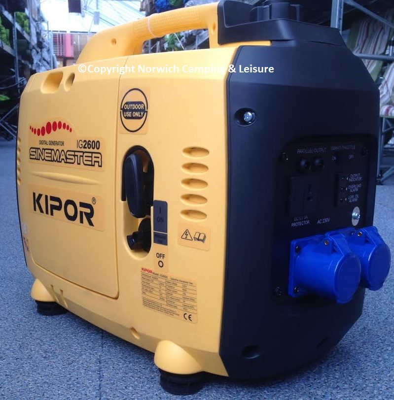 Kipor IG2600P Digital Generator