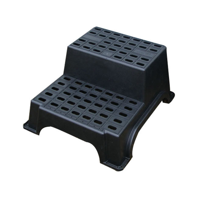 Milenco MGI Double Giant Plastic Step