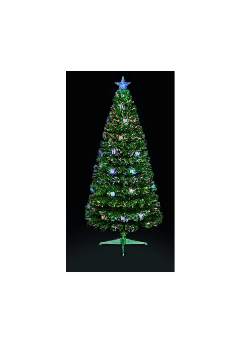 Premier 1 2M Green Parcel Led Christmas Tree Ft131801 1