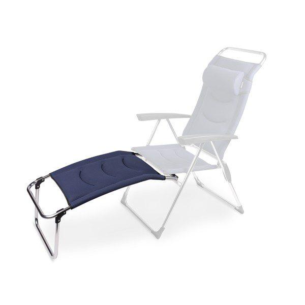 Ft0360 Steel Blue Mesh Footrest