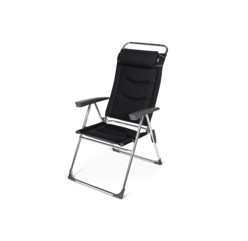 Lusso Milano Chair Pro Black