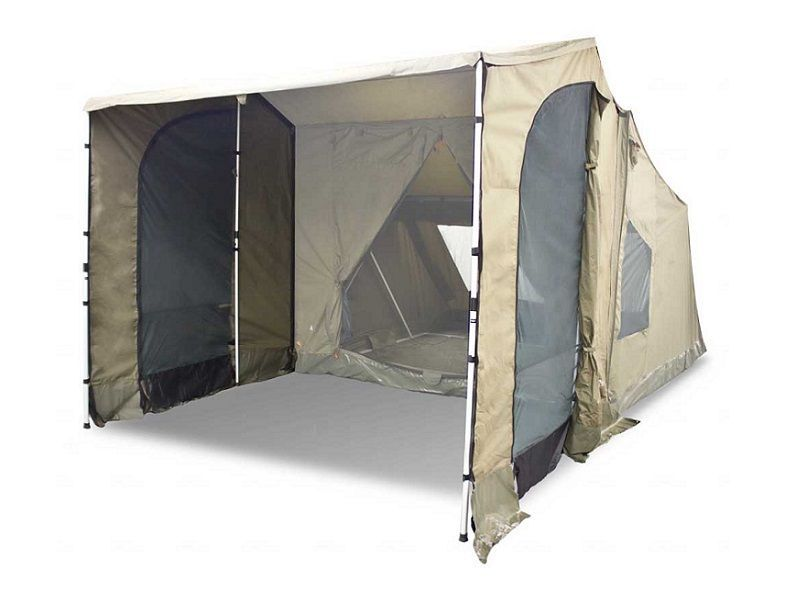 Oztent Peaked Deluxe Side Panels