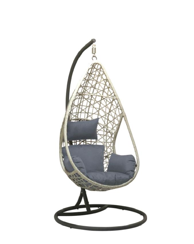Bramblecrest Tetbury Single Cocoon Hanging Chair