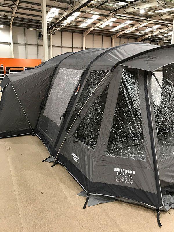 Vango Homestead Ii 650Xl Air Tent 2021 Norwich Camping 3