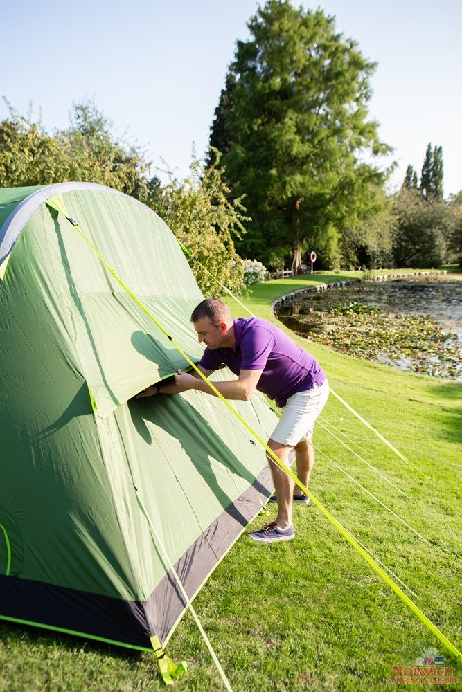 Coleman Weathermaster 4 Air Norwich Camping Leisure 10