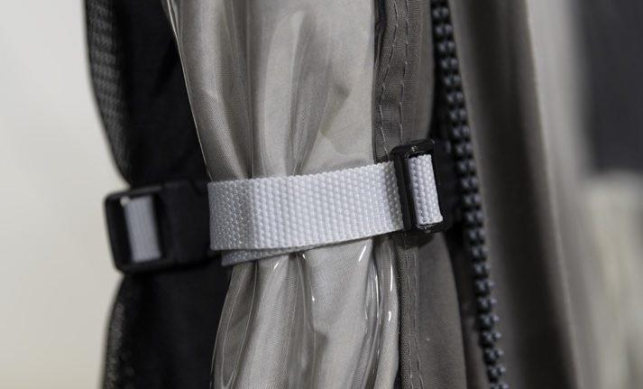 Dometic Tent Feature - Door Tie Backs