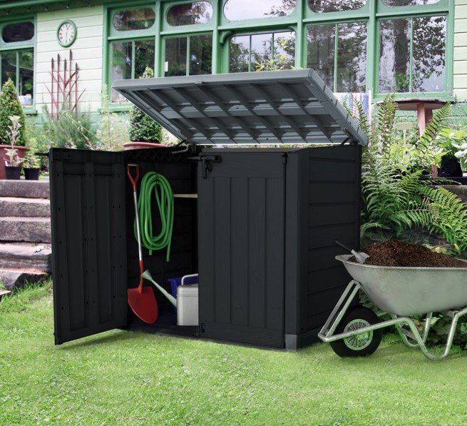 Garden Must Haves Mini Shed Hideaway