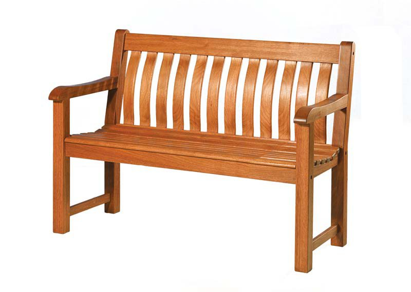 Alexander Rose Cornis St. George 4ft Bench - 346B