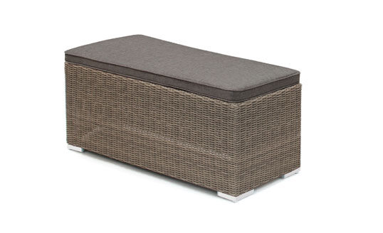 Kettler Madrid Bench - Rattan