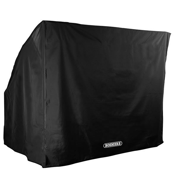Bosmere Storm Black 3 Seater Hammock Cover -  D505