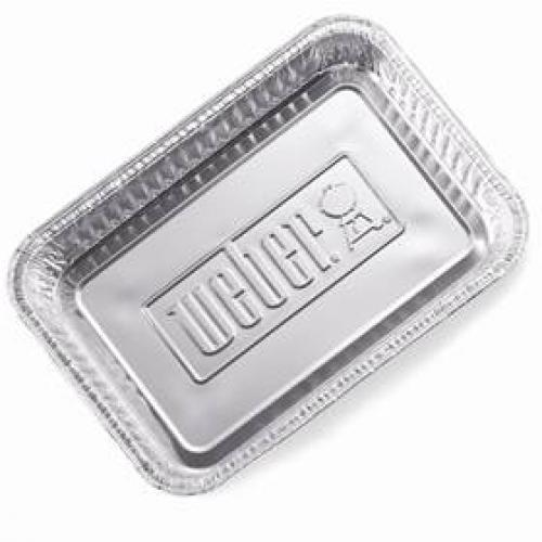 Weber Large Drip Pans (Pack of 10) - 6416