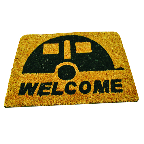 Quest Caravan Door Mat (6727)