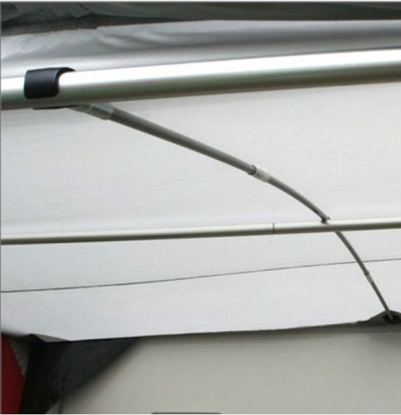 kampa monsoon poles