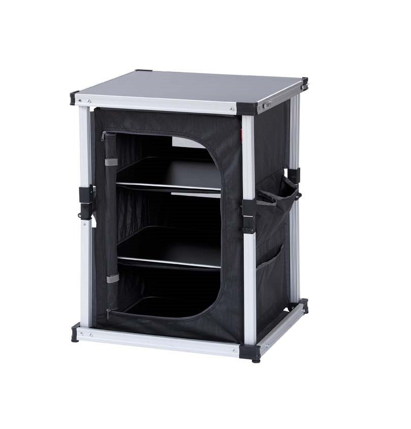 Single folding cupboard