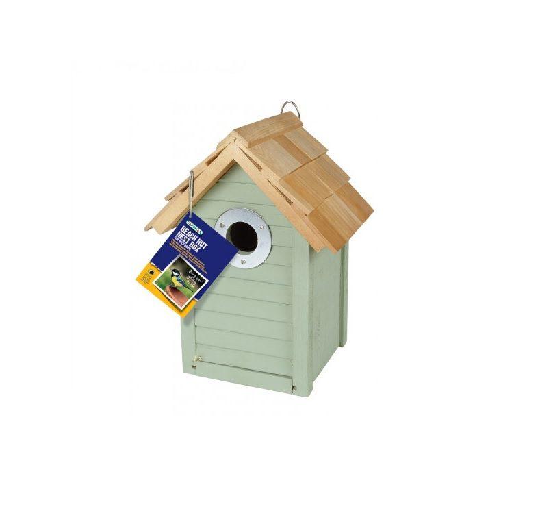 Gardman Beach hut next box sage