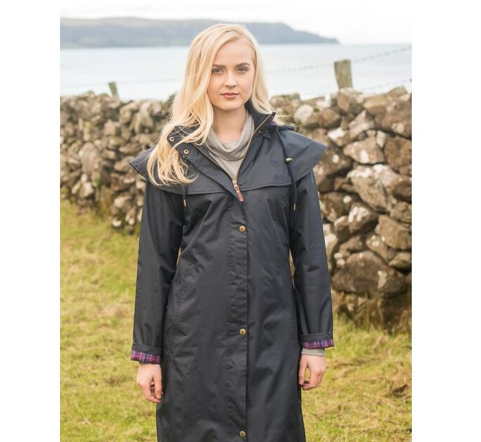 Lighthouse Outback Jacket - nightshade