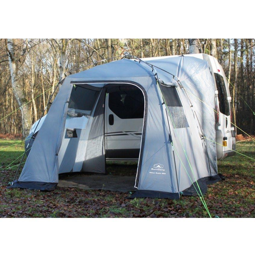 Sunncamp Driveaway Motorhome Awnings Motorhome Awnings Norwich Camping