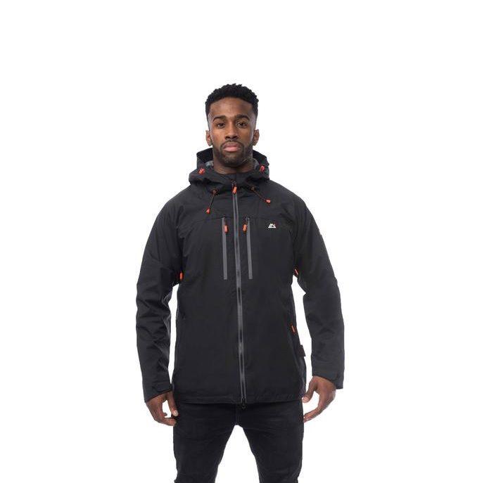 Target Dry Kinetic Technical Rain Jacket - Black
