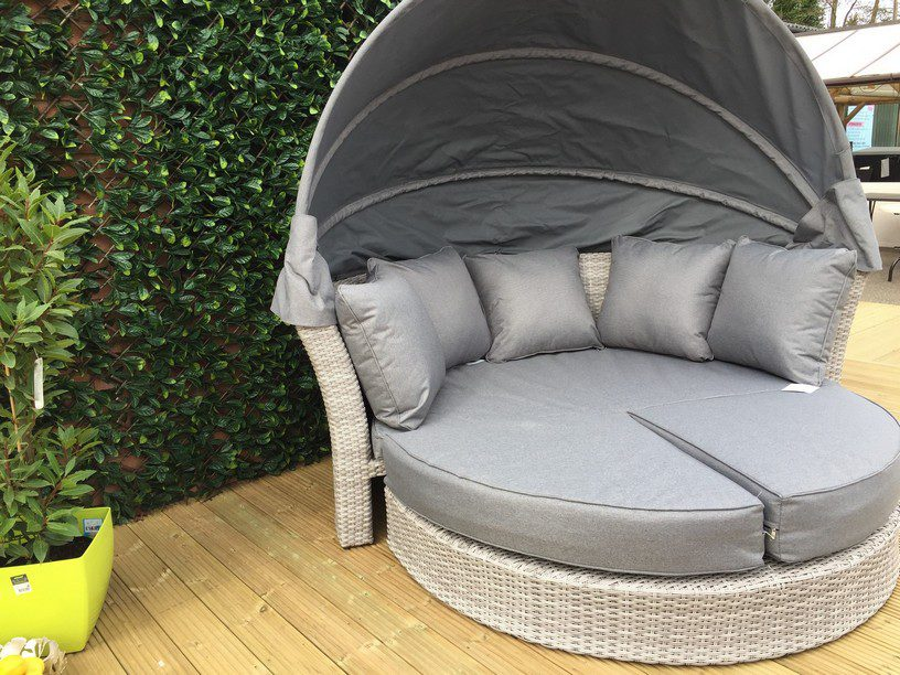 Norcamp Rondo Daybed 8