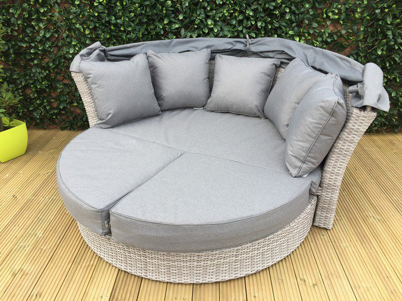 Norcamp Rondo Daybed 12