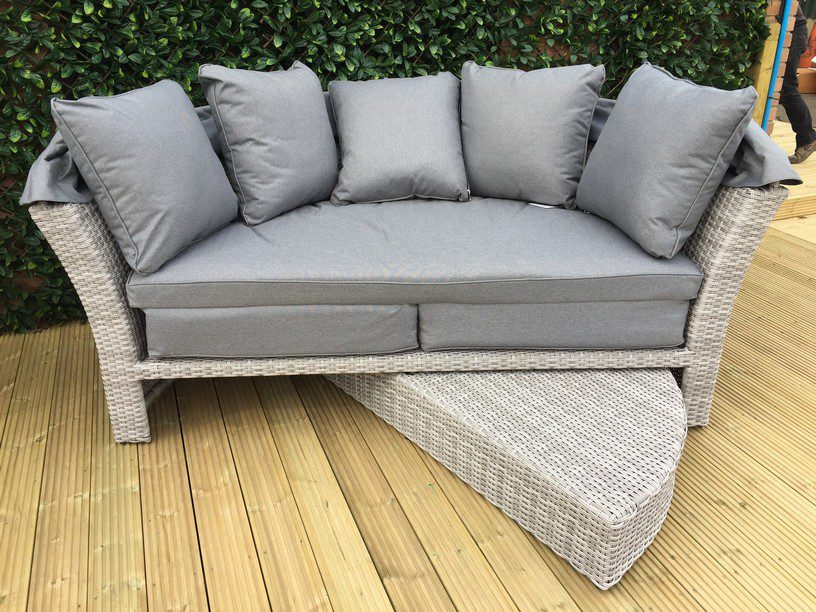 Norcamp Rondo Daybed 15