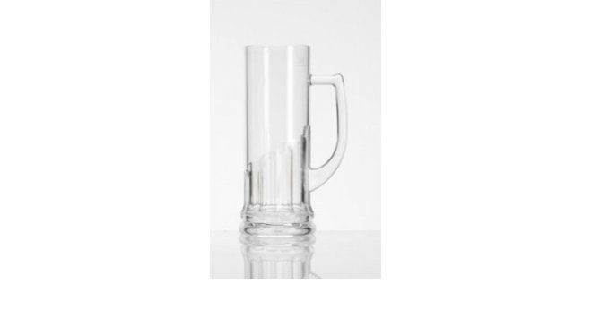 Flamefield Beer Tankard Acrylic Single