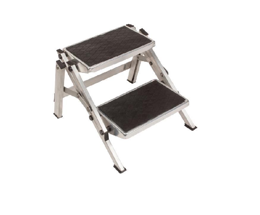 Kampa Aluminium Folding Double Step