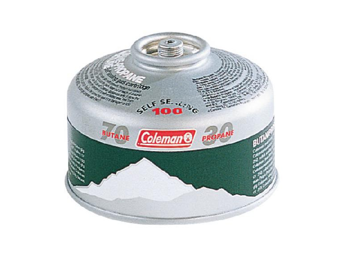 Coleman 100 Propane Cartridge
