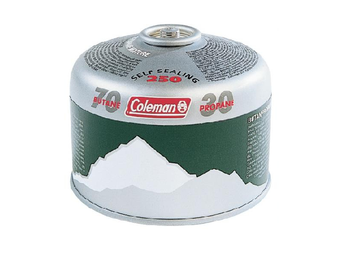 Coleman 250 Propane Cartridge
