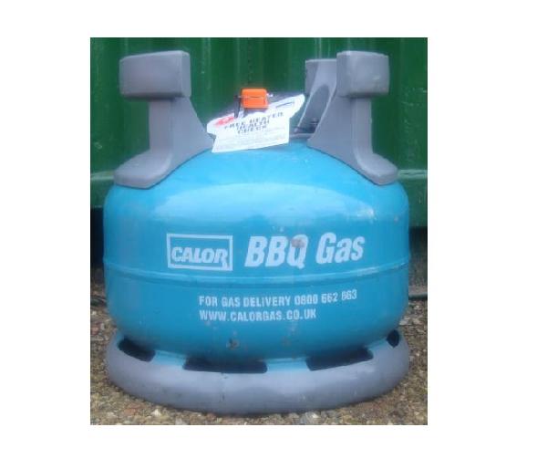 6KG BBQ Gas Cylinder - Refill