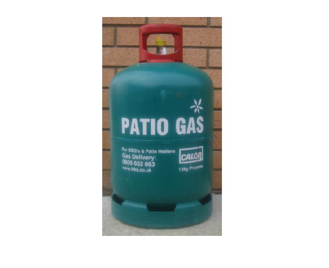 Calor 13KG Patio Gas Cylinder - Refill